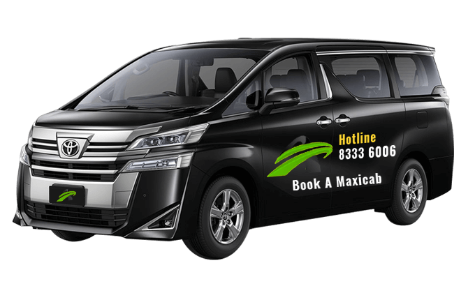 Maxi Cab Booking